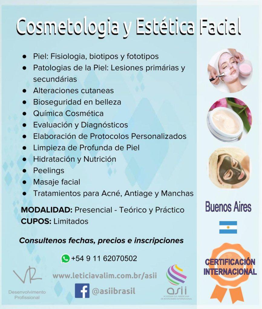 Banner Cosmetologia y Facial