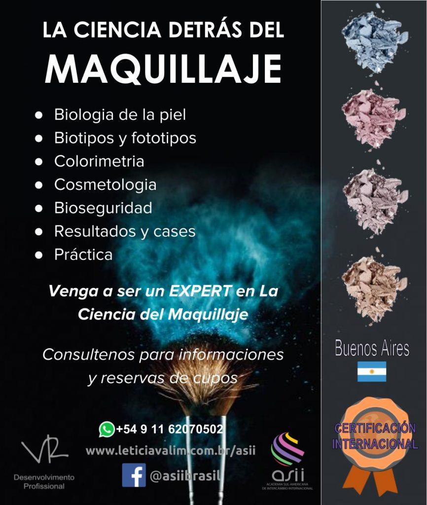 Banner La Ciencia detrás del Maquillaje